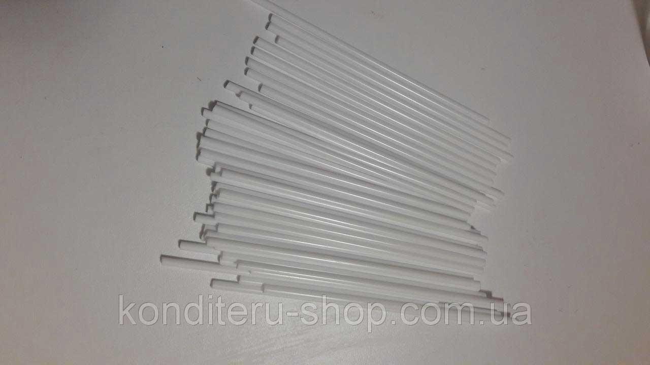 Палочки для кейк- попсов белые 15 см