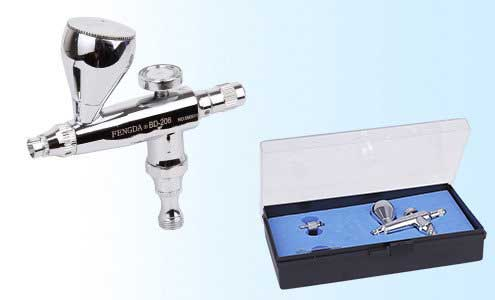 Аэрограф Fengda BD206 одинарного действия 0,3 мм