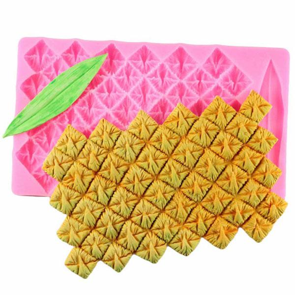 Силиконовый коврик -молд для мастики