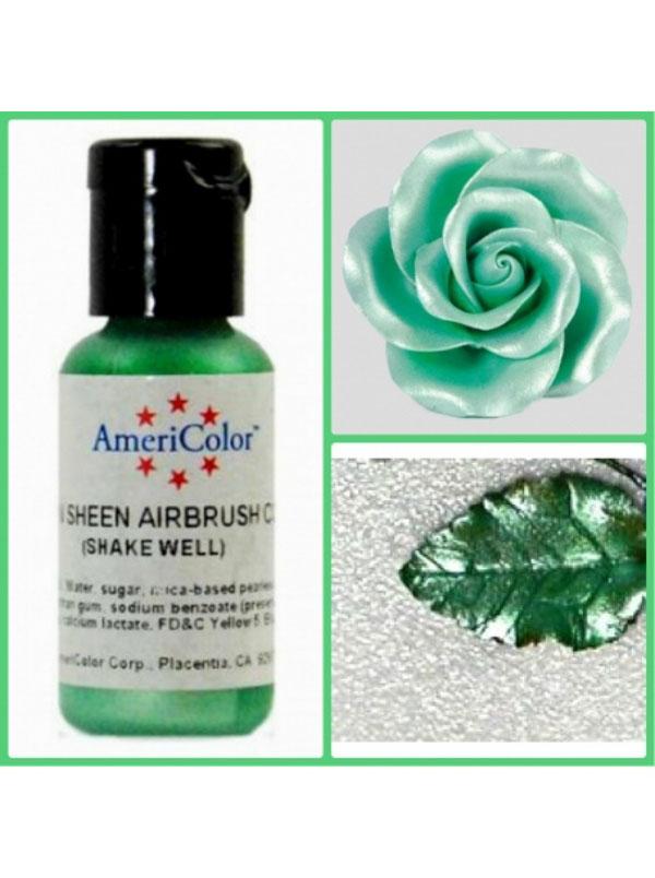 Гелевый краситель Americolor Сверкающий Зеленый