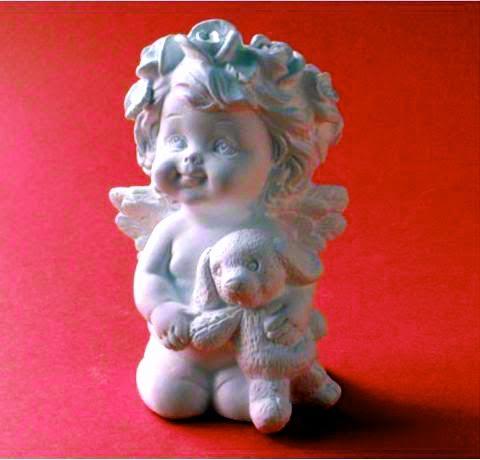 Молд силиконовый Ангелок