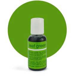 Гелевый краситель Chefmaster Leaf Green / Зеленый лист, 20 гр (США)