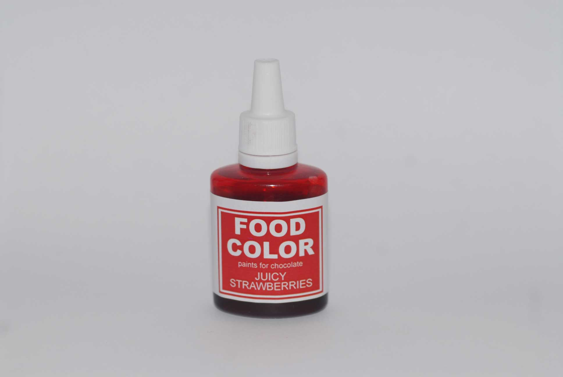 Краситель для шоколада FOOD COLOR Juicy Strawberries / Cочная Клубника, 25 гр