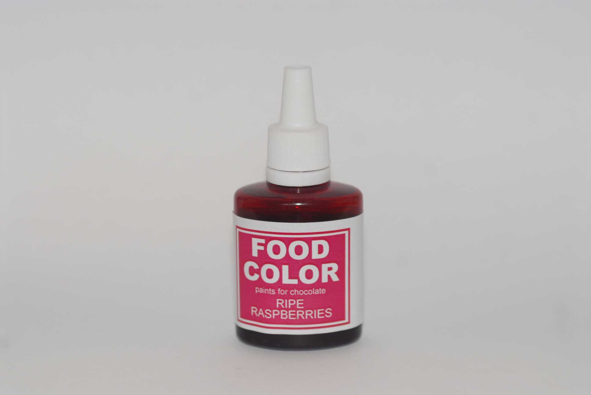 Краситель для шоколада FOOD COLOR Ripe Raspberries / Спелая , 25 гр