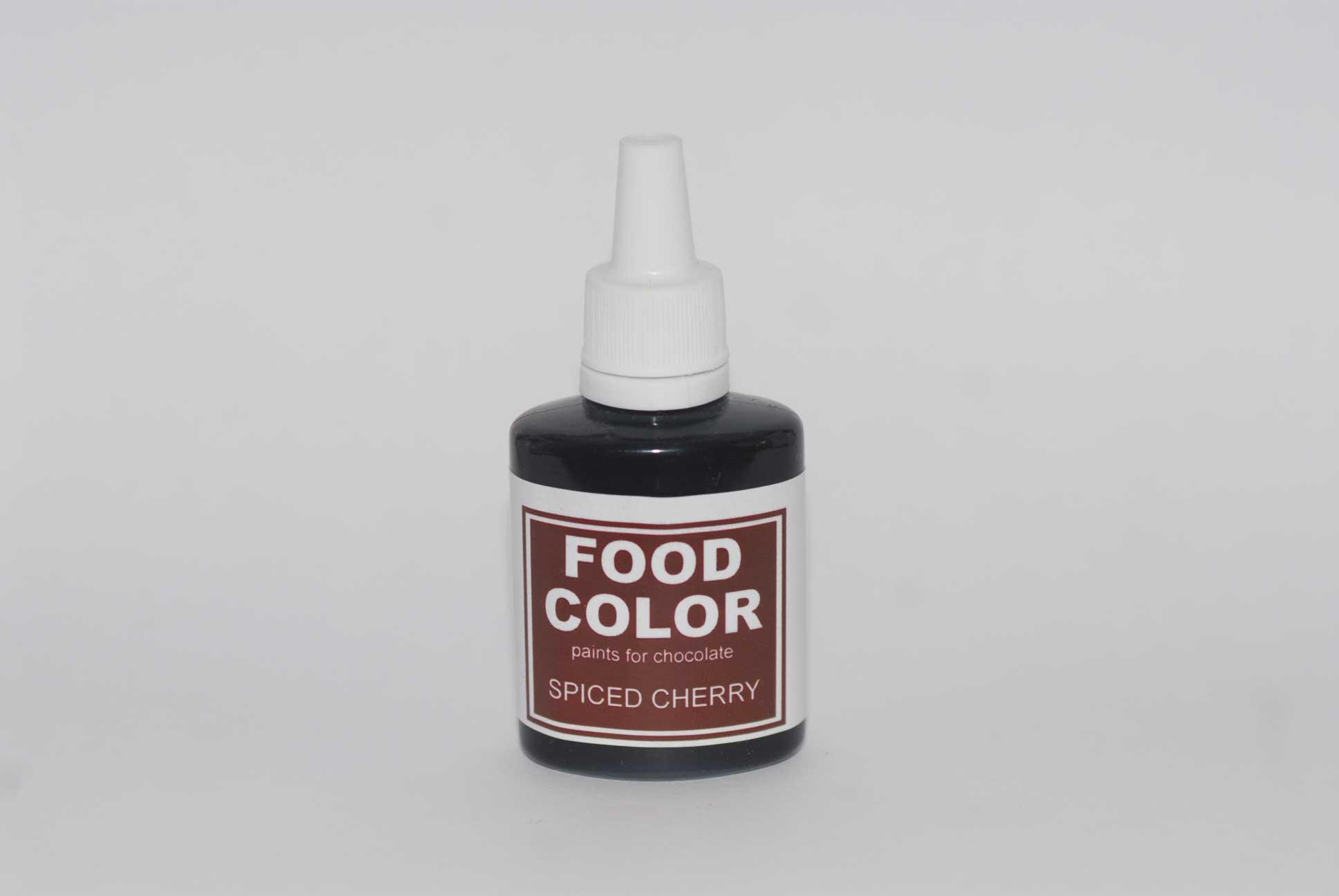 Краситель для шоколада FOOD COLOR Spiced Cherry / Пьяная Вишня, 25 гр