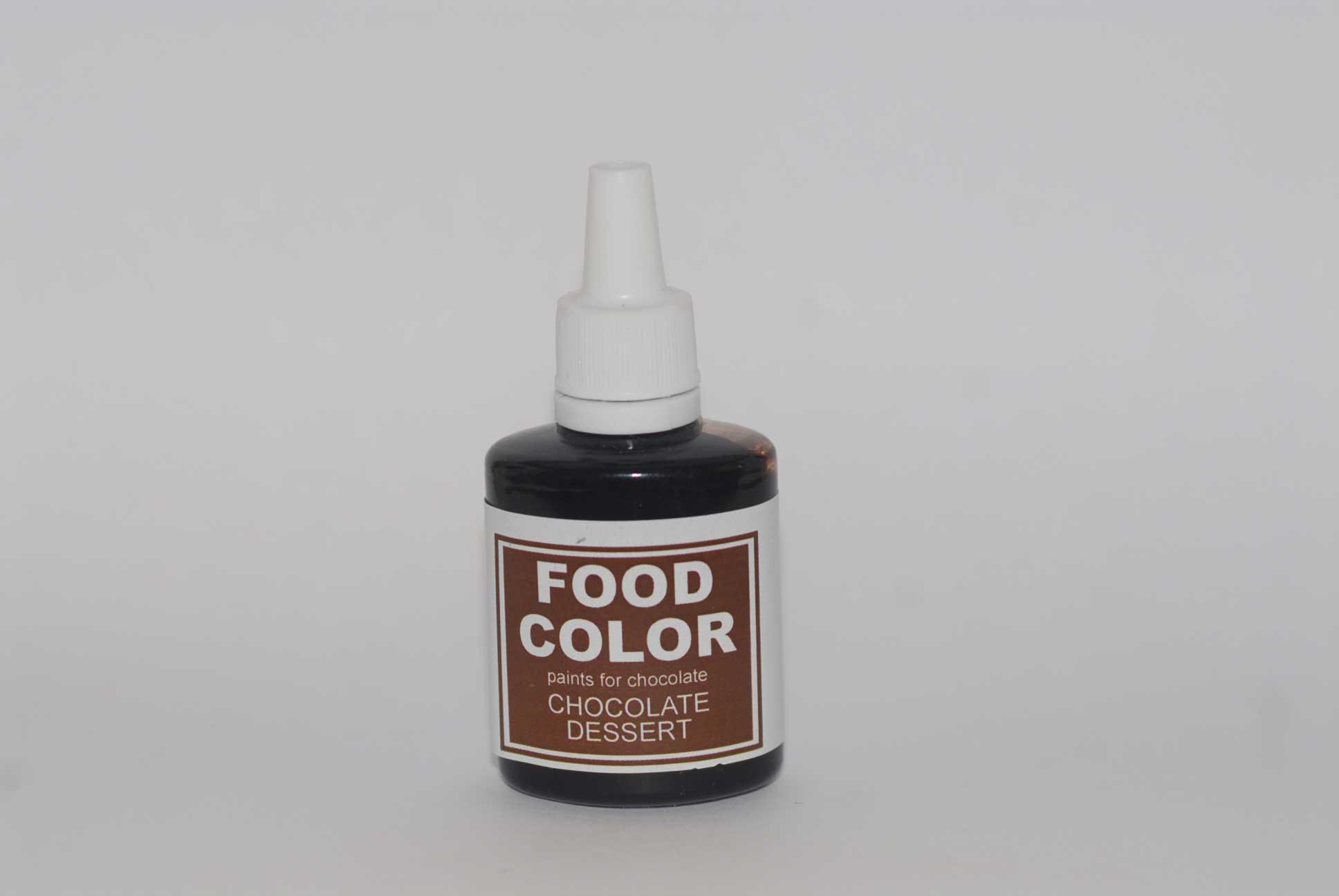 Краситель для шоколада FOOD COLOR Chocolate Dessert / Шоколадный Десерт, 25 гр