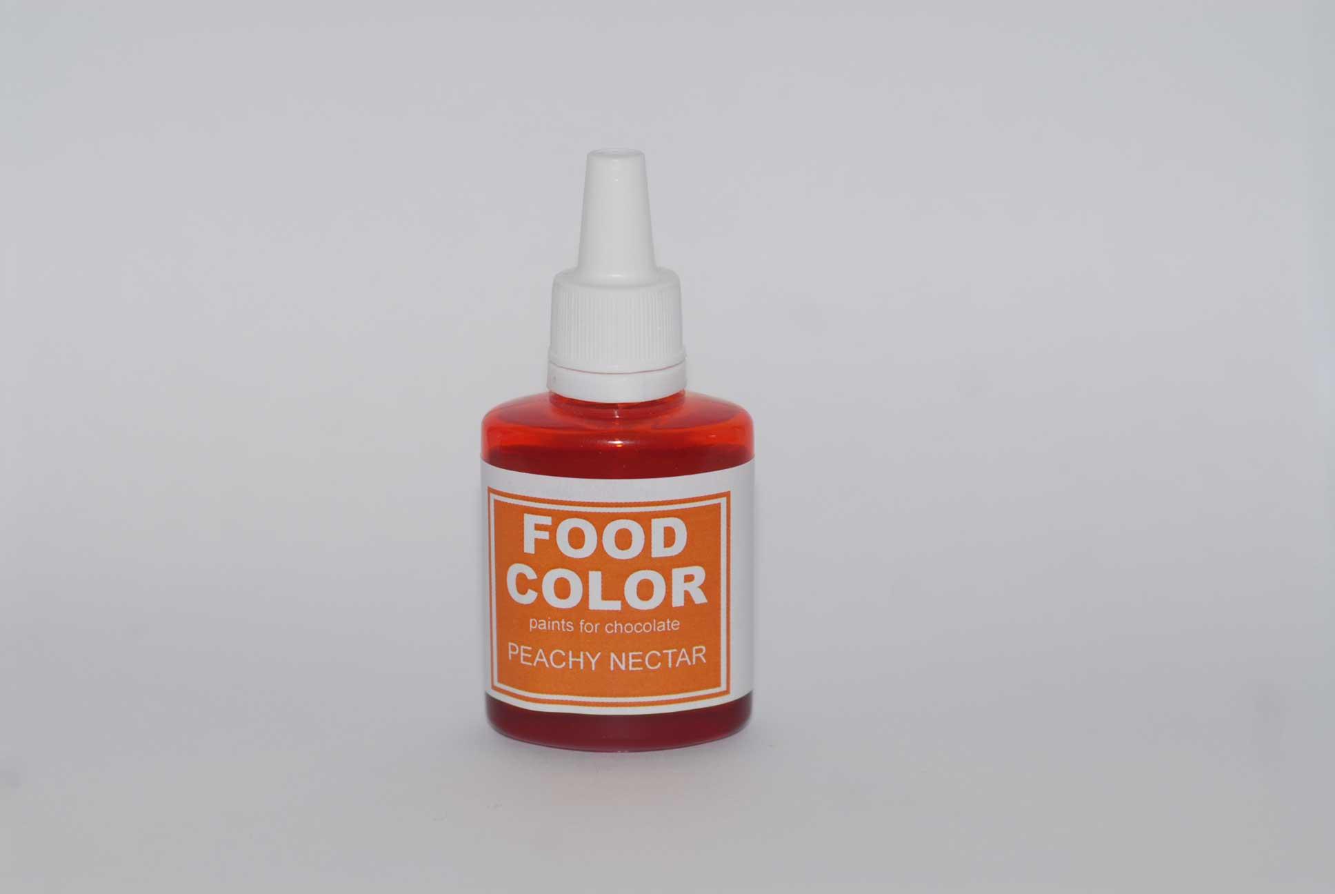 Краситель для шоколада FOOD COLOR Peachy Nectar / Персиковый Нектар, 25 гр