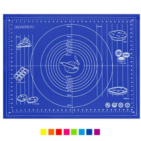 Силиконовый коврик для выпечки и раскатки, 42 х 60 см