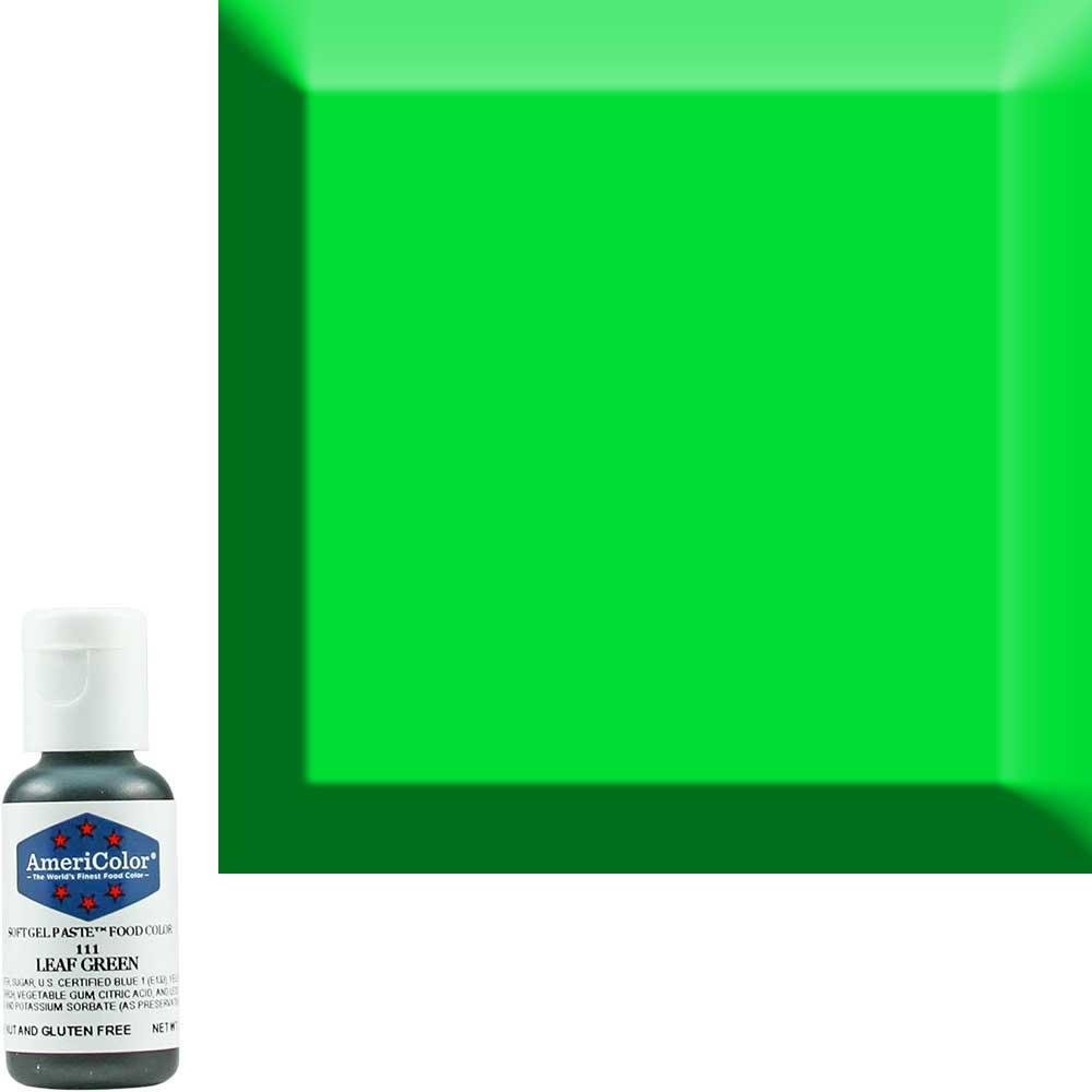 Americolor Зеленый-Лист 111