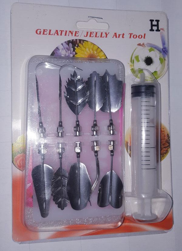 Набор инструментов для 3D желе H