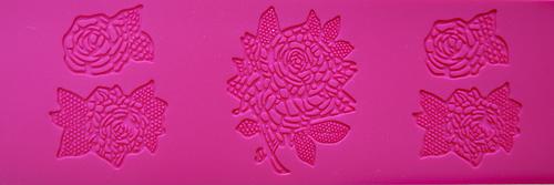 Коврик для айсинга Роза