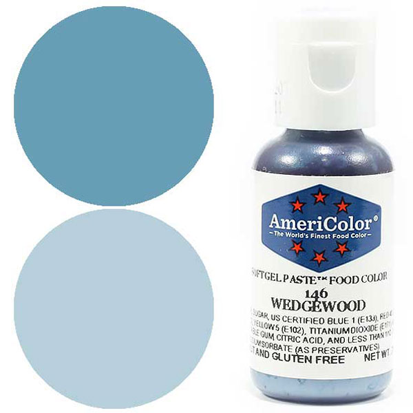 Гелевая краска Америколор Вэджвут 146
