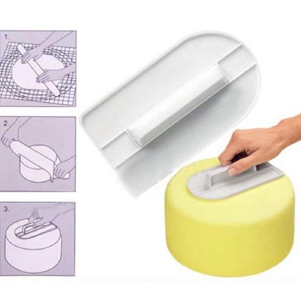 Утюжок для мастики, выравнивания поверхности торта
