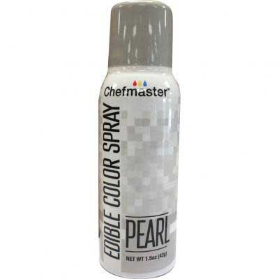 Краска-спрей Chefmaster, Edible Color Spray, (жемчуг).