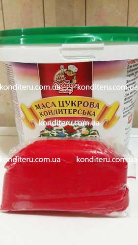 Мастика (сахарная паста) универсальная 1 кг