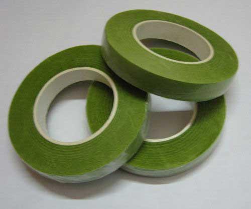Лента для цветов светло-зеленая
