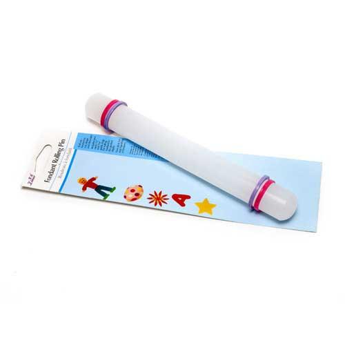 Скалка для мастики 22 см