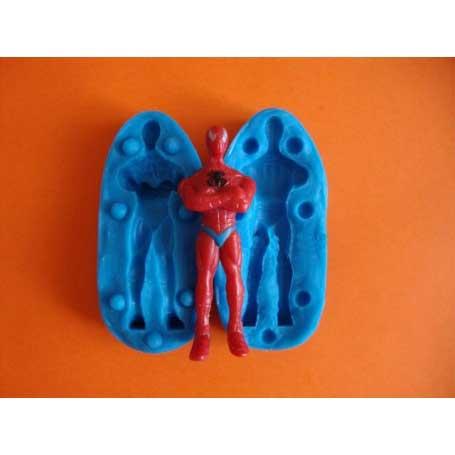 Молд 3D Человек-паук