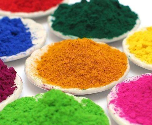 Пищевые красители (Индия)