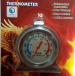 Высокотемпературный термометр для духовки