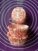 Тарталетки бумажные для кексов 5 см на 3 см