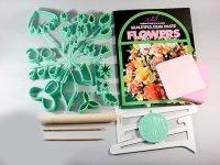 Кондитерский набор вырубок для мастики 32 предмета