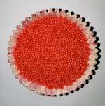 Посыпка Нонпарель круглая красная