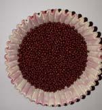 Посыпка темно-коричневая (шоколад) 100 г.
